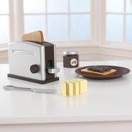 kidkraft kinder-toaster bruin