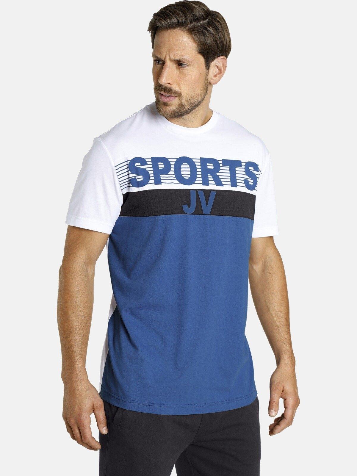 Jan Vanderstorm shirt met ronde hals »BERDINES« bij OTTO online kopen