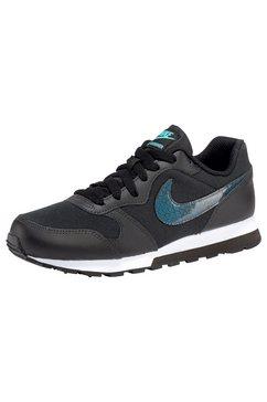 nike sportswear sneakers »md runner 2 baby dragon« zwart