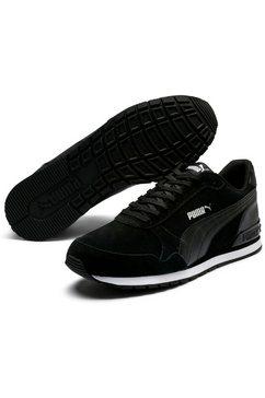 puma sneakers »st runner v2 sd« zwart