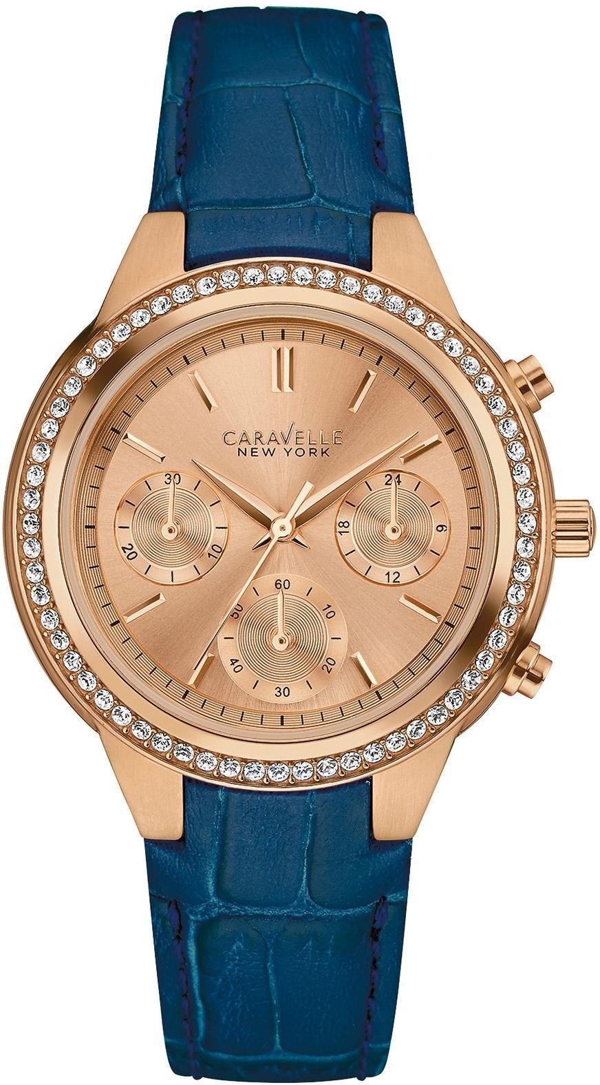Caravelle New York chronograaf »44L183« online kopen op otto.nl