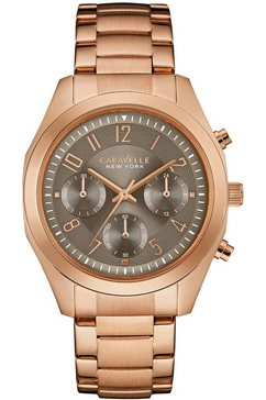 caravelle new york chronograaf »44l198« goud