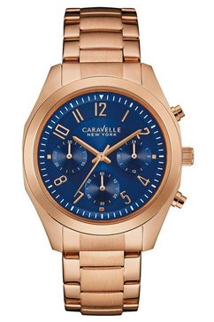 caravelle new york chronograaf »44l199« goud