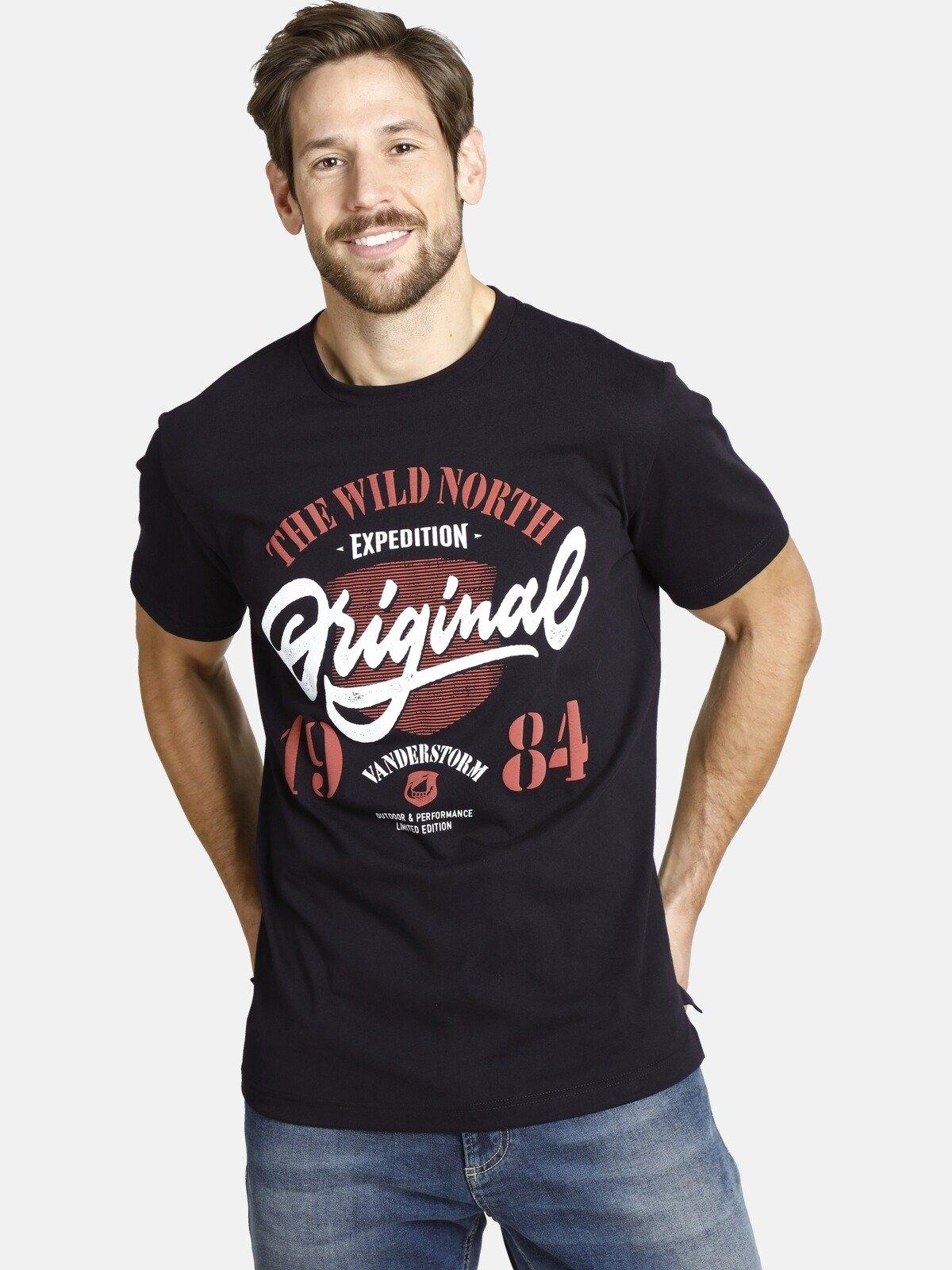 Jan Vanderstorm T-Shirt »DORMOD« goedkoop op otto.nl kopen