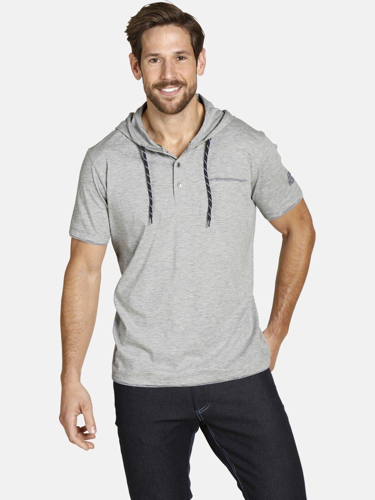 Jan Vanderstorm shirt met capuchon »OFFE« - verschillende betaalmethodes