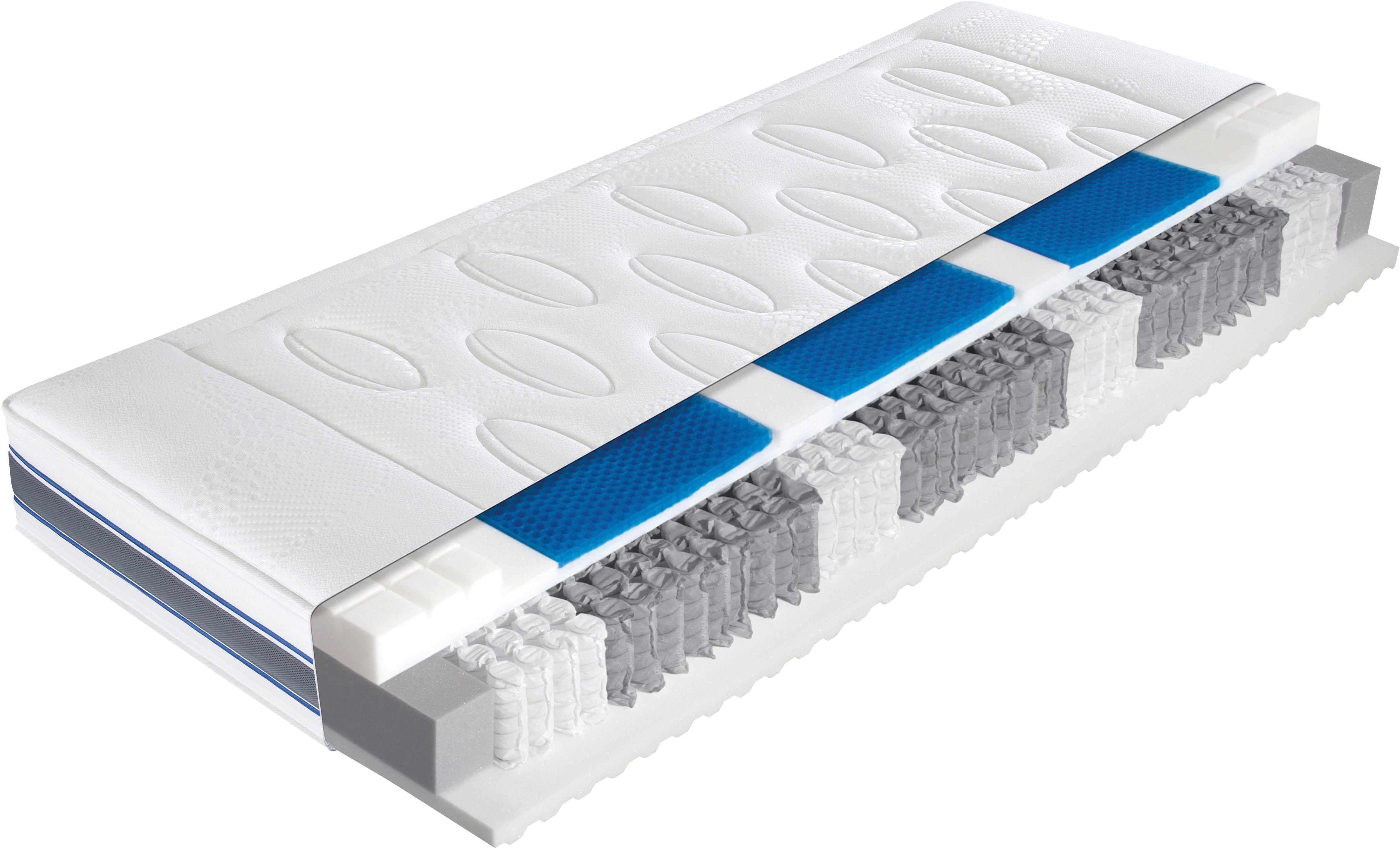 Ada Premium Pocketveringsmatras »AiroGel TF 220«, 25 cm dik in de webshop van OTTO kopen