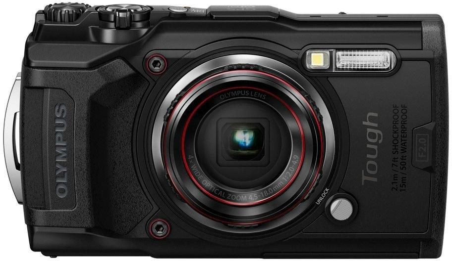 Olympus outdoorcamera Tough TG-6 - verschillende betaalmethodes