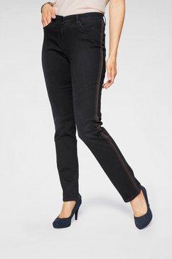 gerke my pants five-pocketsbroek »lora« blauw