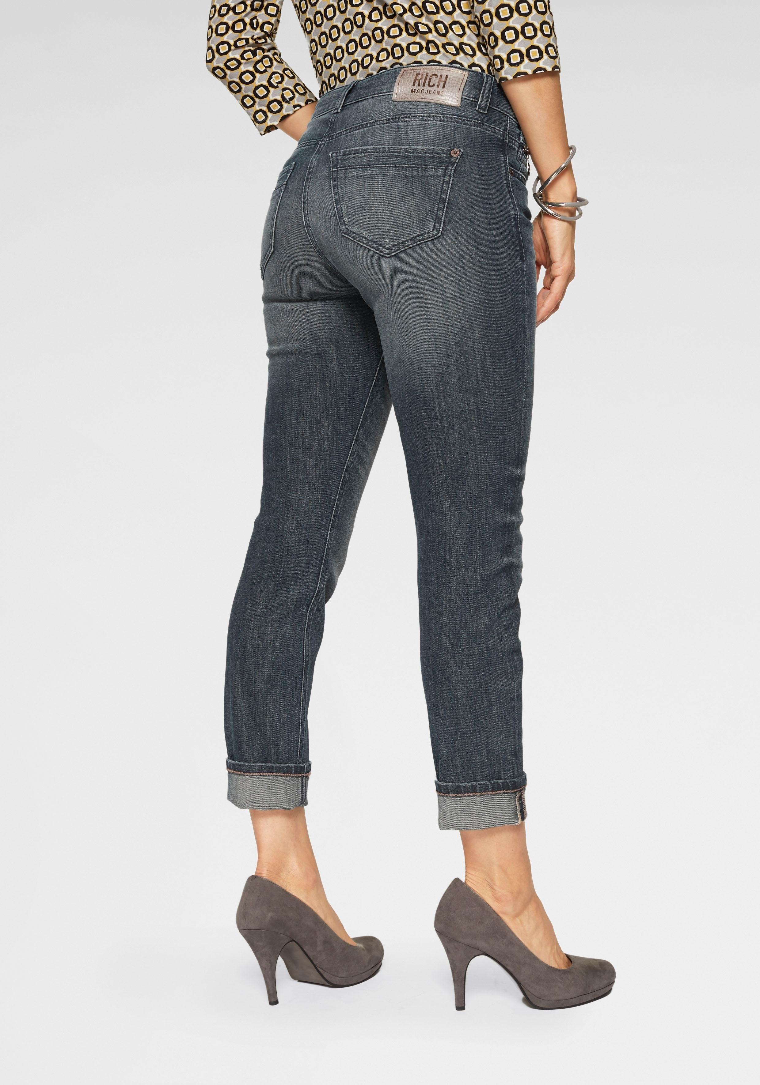 Mac slim fit jeans »Rich-Slim« online kopen op otto.nl
