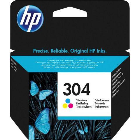 HP HP Ink-304 Tri-color (N9K05AE#UUS)