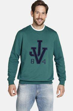 jan vanderstorm sweatshirt »tideman« groen
