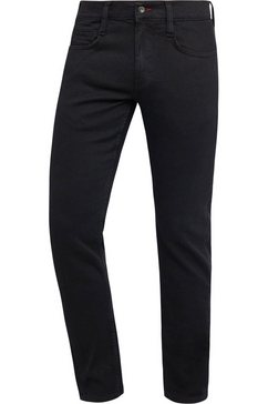 mustang jeans »oregon tapered« zwart