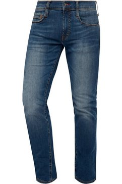 mustang jeans »oregon tapered« blauw