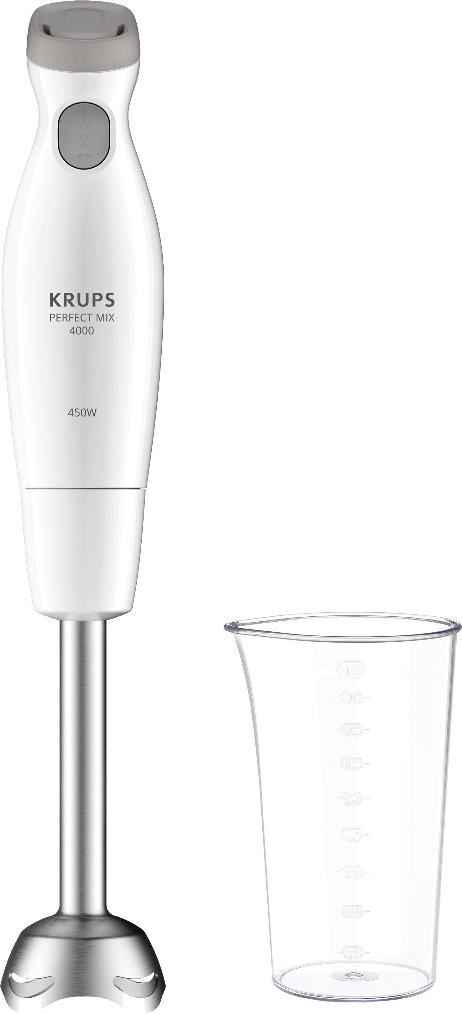 Krups »HZ4511 Perfect Mix 4000« staafmixer - gratis ruilen op otto.nl