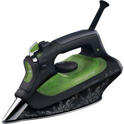 rowenta »dw6030 eco intelligence« stoomstrijkijzer groen