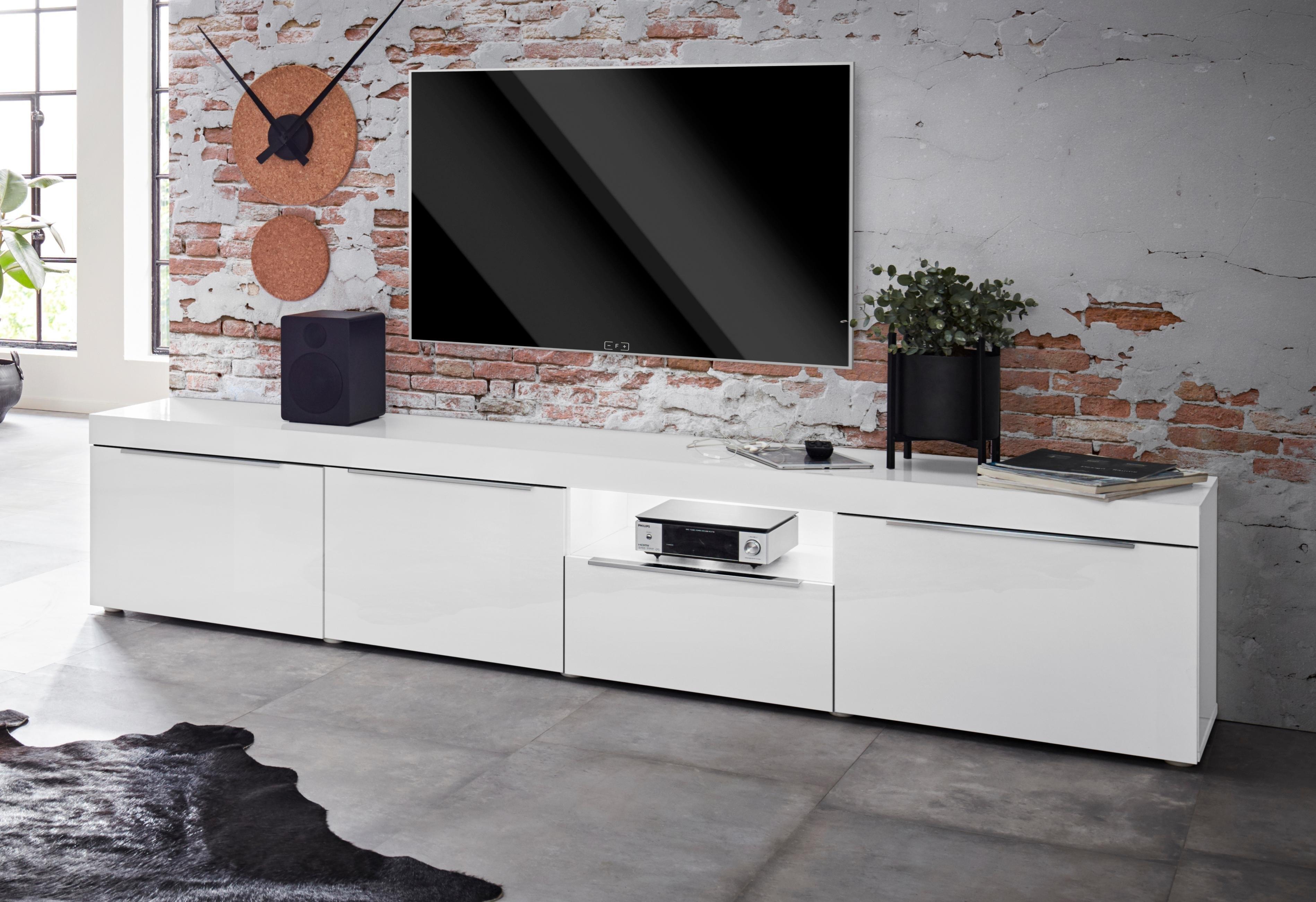 borchardt Möbel tv-meubel Durban Breedte 200 cm - gratis ruilen op otto.nl