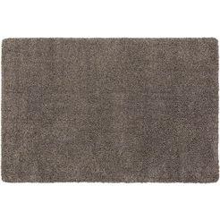 mat, »super cotton«, andiamo, rechthoekig, hoogte 10 mm, machinaal getuft beige