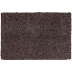 mat, »super cotton«, andiamo, rechthoekig, hoogte 10 mm, machinaal getuft bruin