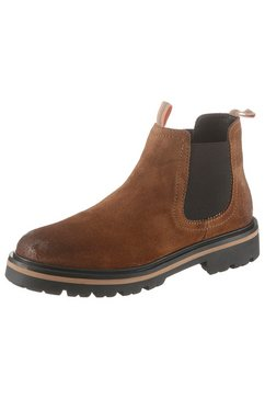 tommy jeans chelsea-boots »folly 7b« bruin