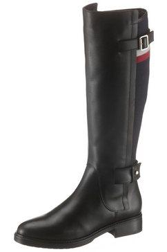 tommy hilfiger laarzen »hatty 6c« zwart