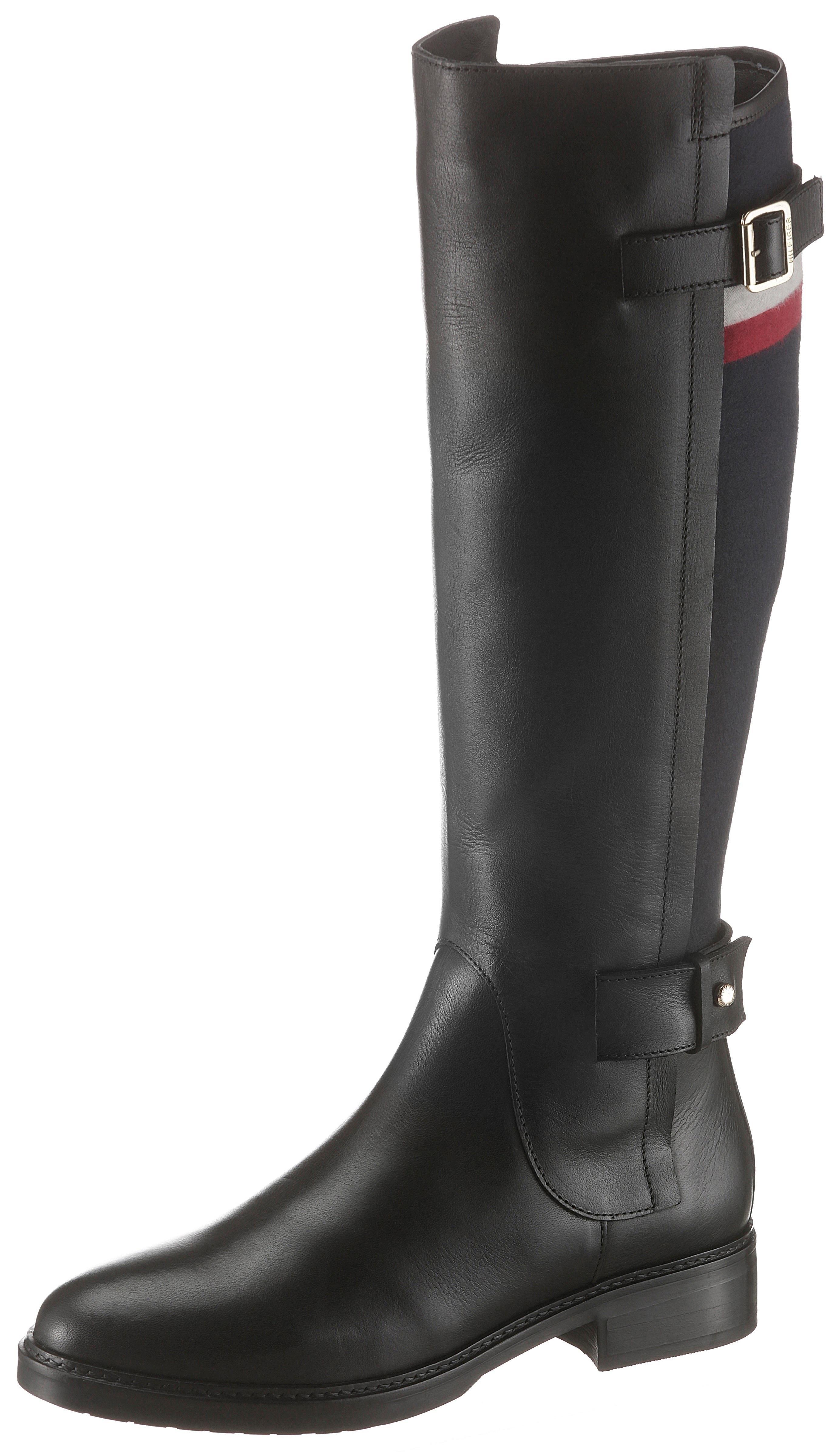 Tommy Hilfiger laarzen »HATTY 6C« in de webshop van OTTO kopen