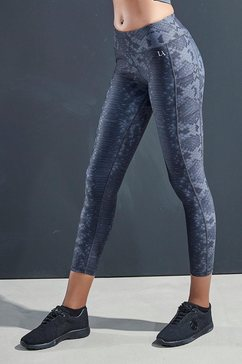 active by lascana legging zwart
