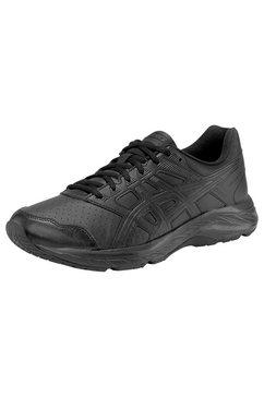 asics wandelschoenen »gel contend sl« zwart