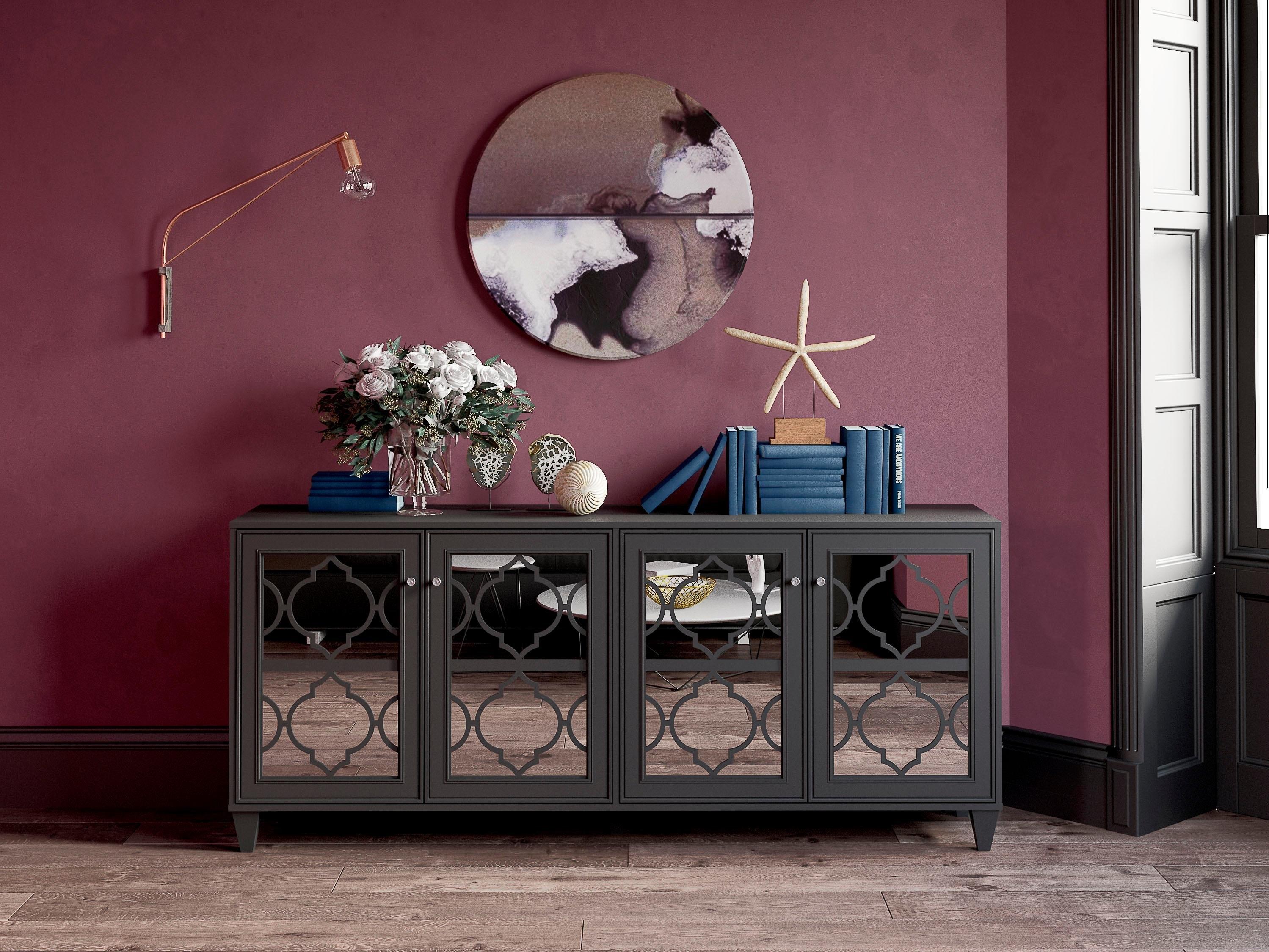 Op zoek naar een Leonique dressoir »Jessica«? Koop online bij OTTO