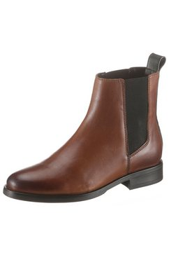 tommy jeans chelsea-boots »genny 20a1« bruin