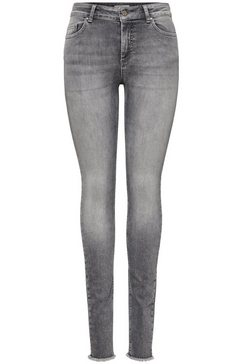 only skinny jeans »blush« grijs