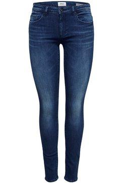 only skinny jeans »carmen« blauw