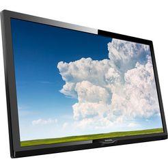 philips 24phs4304-12 led-tv (60 cm - (24 inch), hd zwart