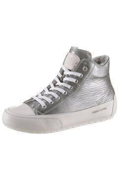candice cooper sneakers »plus« zilver