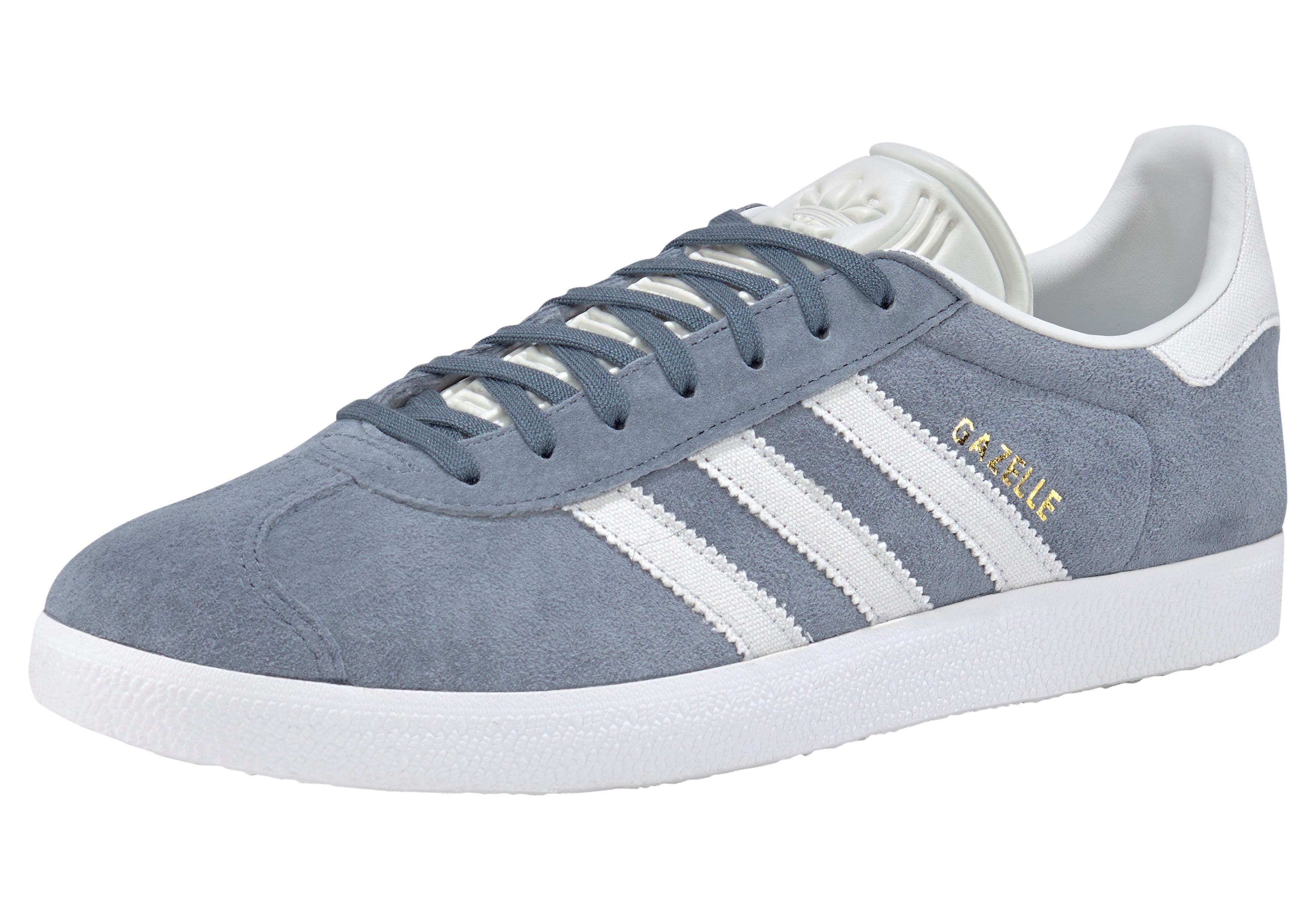 zwarte adidas sneakers gazelle dames