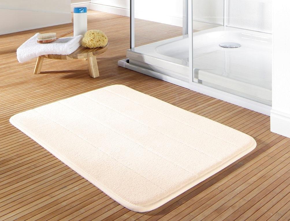 Gözze Badmat »Luxus Memory«, hoogte 15 mm, met antislip-coating, geschikt voor vloerverwarming voordelig en veilig online kopen