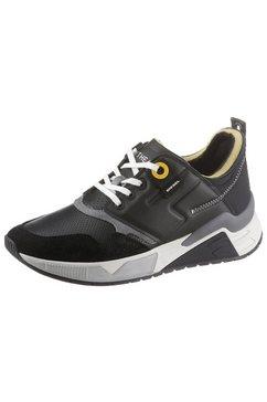 diesel sneakers »brentha« zwart