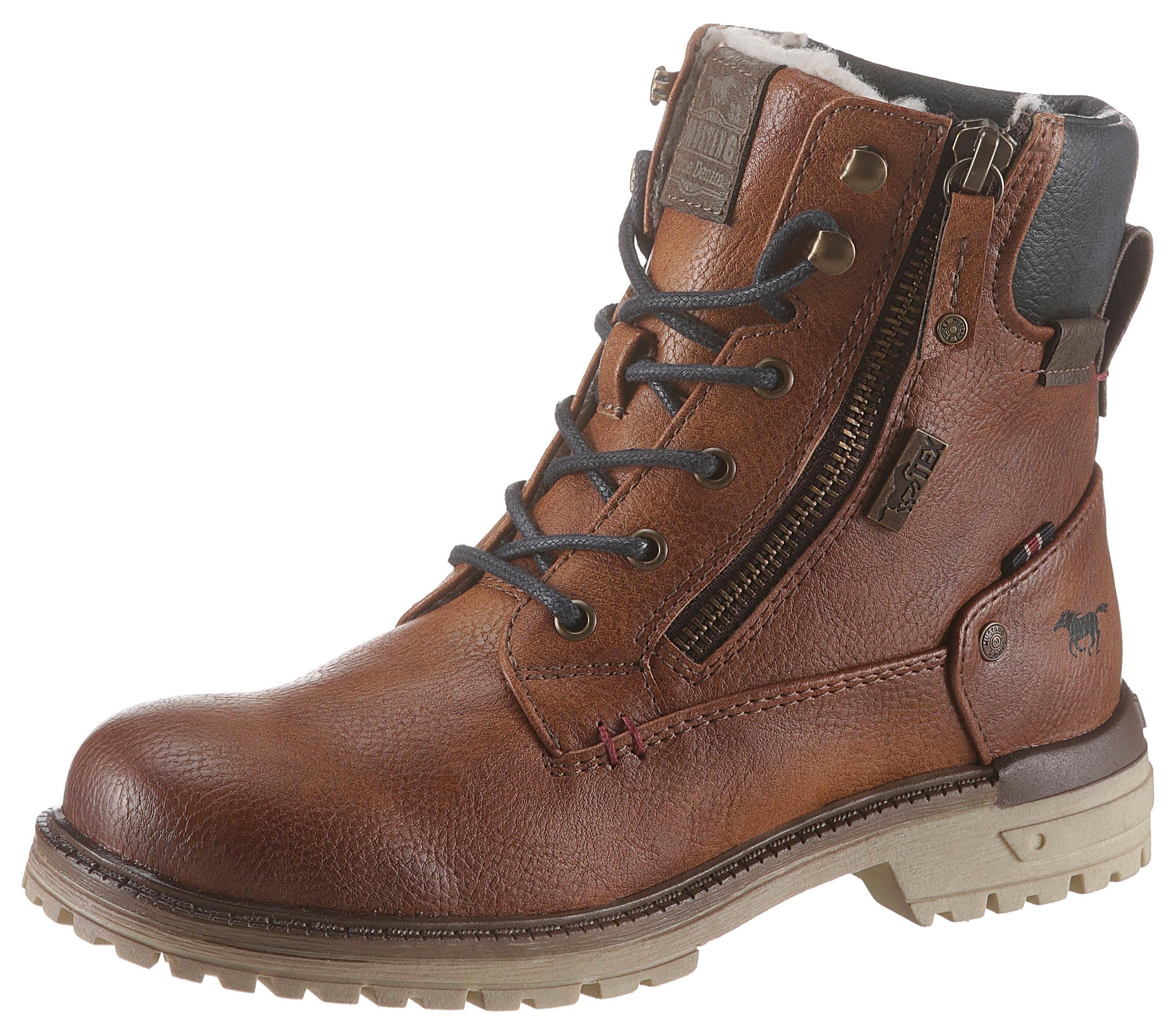 Mustang Shoes veterlaarzen in de webshop van OTTO kopen