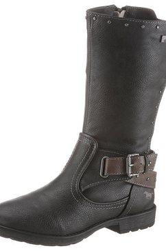 mustang shoes winterlaarzen grijs