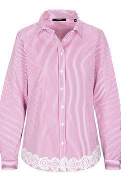 clarina overhemdblouse roze
