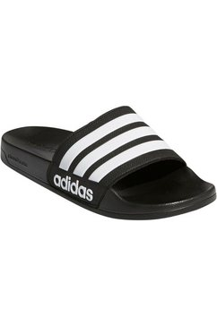 adidas badslippers »adilette shower« zwart