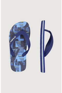 o'neill slippers »fb profile stack« blauw