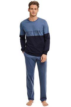 marc o'polo pyjama blauw