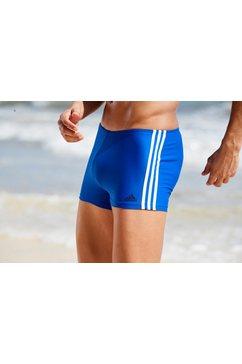 adidas performance zwemboxer blauw