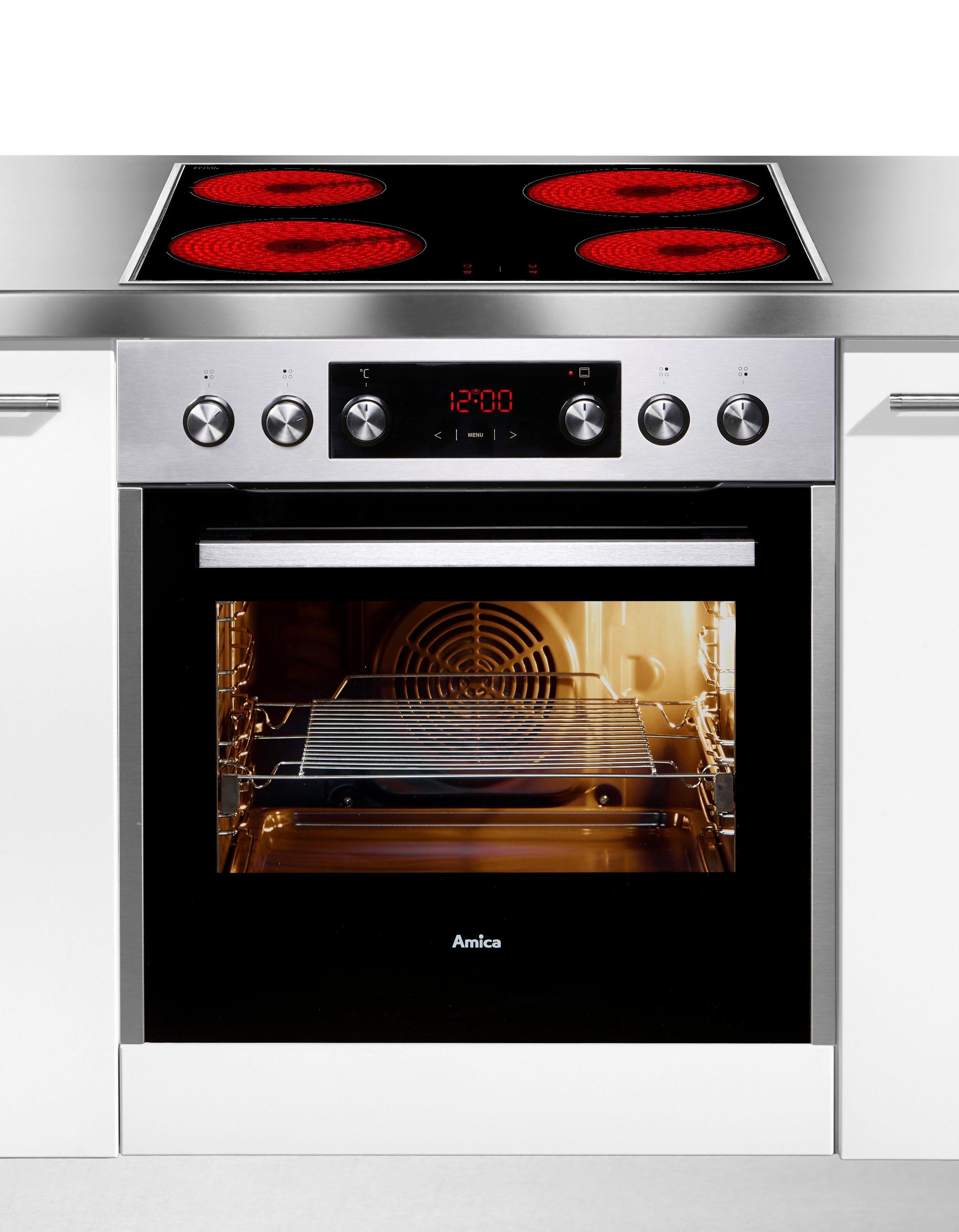 Amica fornuisset met inductie-kookplaat 'EHI 935 100 E' online kopen op otto.nl