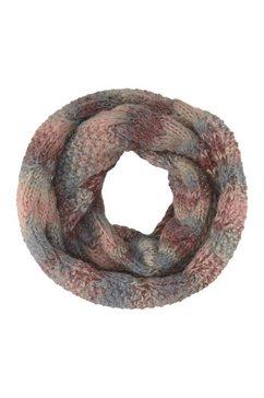 ronde sjaal multicolor
