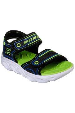 skechers kids sandalen »hypno splash« blauw