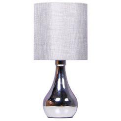 home affaire tafellamp »metal body«, wit