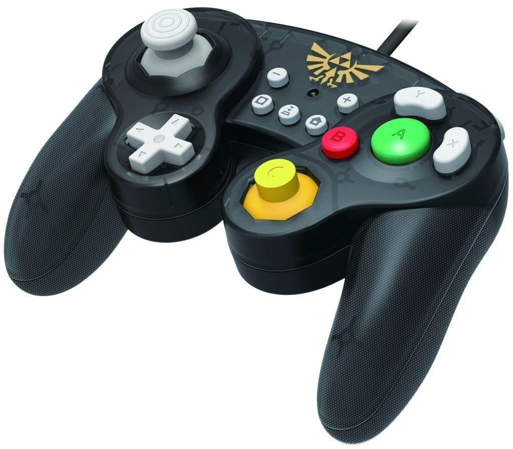 Op zoek naar een game-pad Smash Bros. The Legend of Zelda GameCube-Controller/? Koop online bij OTTO