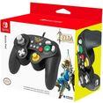 game-pad smash bros. the legend of zelda gamecube-controller- zwart