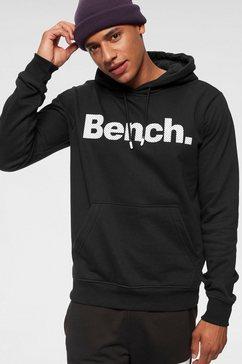 bench performance hoodie »new york« zwart